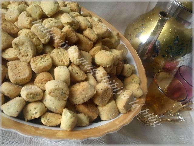 Recette gateau marocain anis