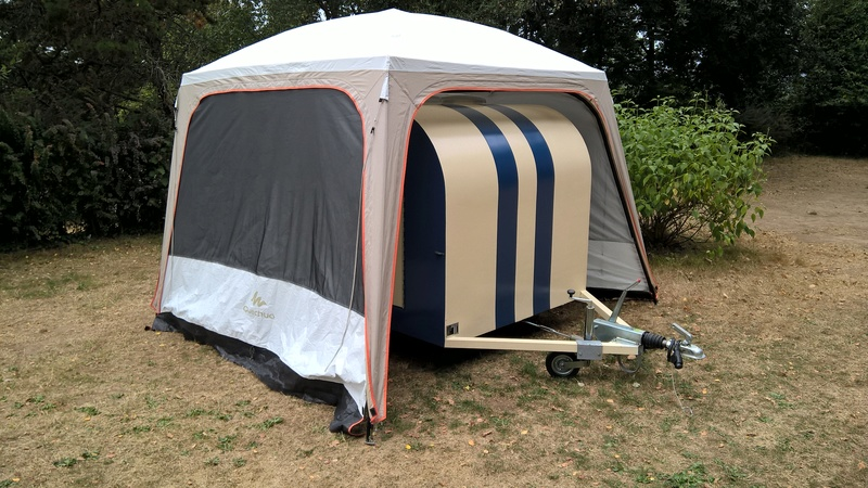 tente karsten gonflable et non pas des capotes with tente. Black Bedroom Furniture Sets. Home Design Ideas