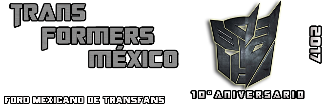 TRANSFORMERS MEXICO