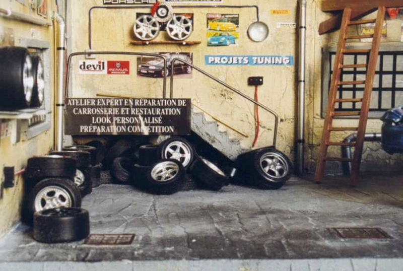 Garage vitre au 1 24 medaille d 39 or paris 2004 crea 800h for Garage pneu paris