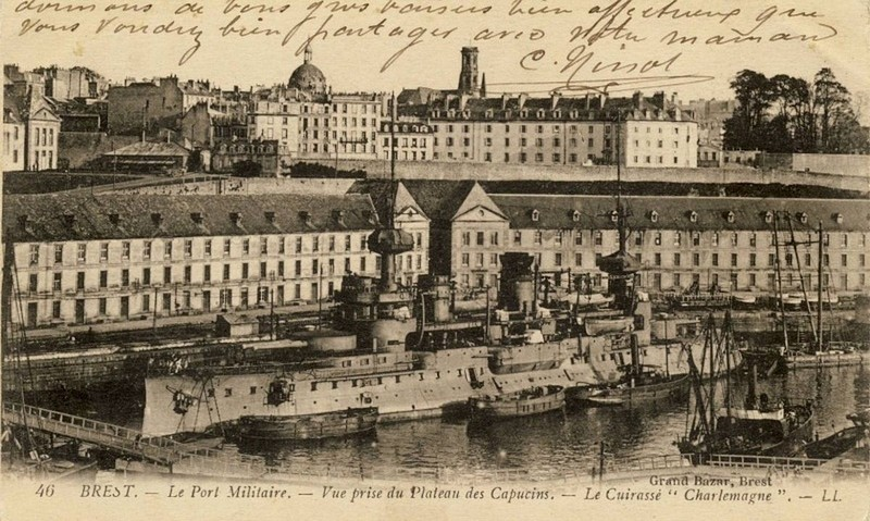 100 lendemain Brest