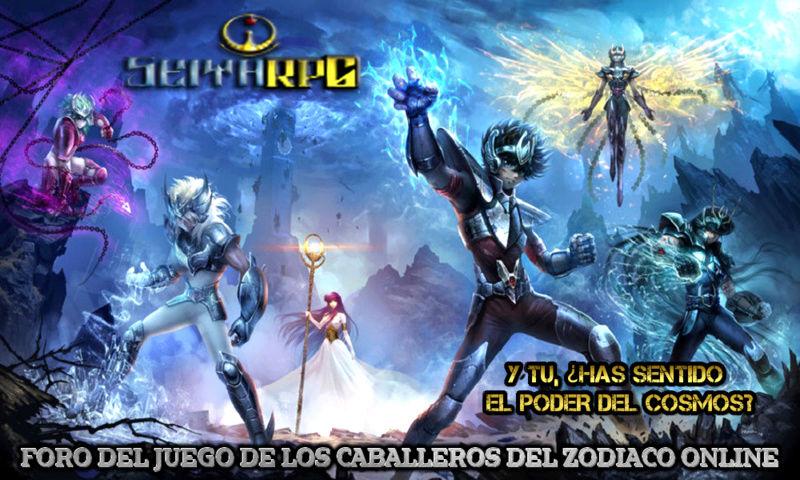 Caballeros del zodiaco Online