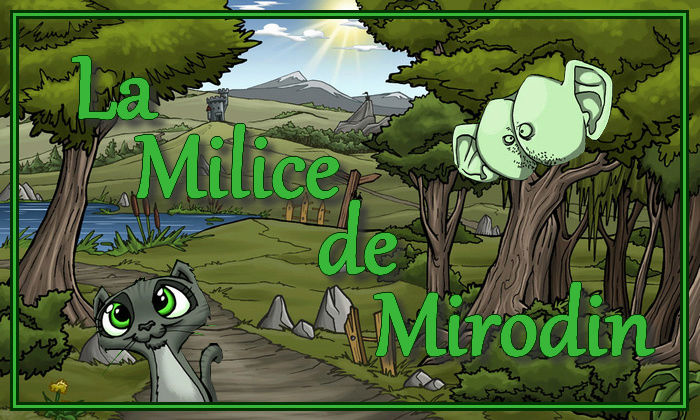 La Milice de Mirodin