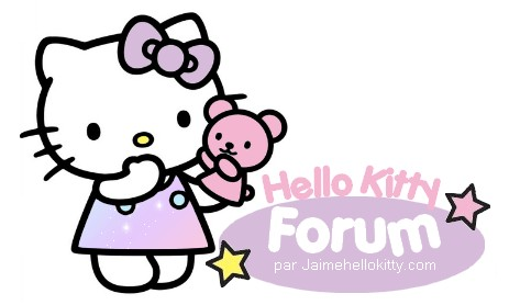 J'aime Hello Kitty - Le Forum