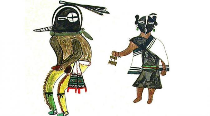 uploader by choirul anwar (ebiemz) untuk blog anak desa ujung harapan (ujung malang) kel. bahagia kec.babelan kab. Bekasi - Dewa Kesuburan hingga Kelamin Terbang, Ini 8 Legenda Paling Aneh