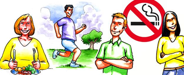 uploader by choirul anwar (ebiemz) untuk blog anak desa ujung harapan (ujung malang) kel. bahagia kec.babelan kab. Bekasi - 10 Tips Hidup Sehat yang Ampuh