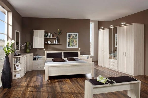 d co chambre parquet fonce. Black Bedroom Furniture Sets. Home Design Ideas