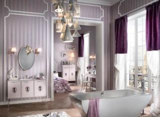 Cupcake54 salle de bain maj r sultat p 3 - Salle de bain style romantique ...