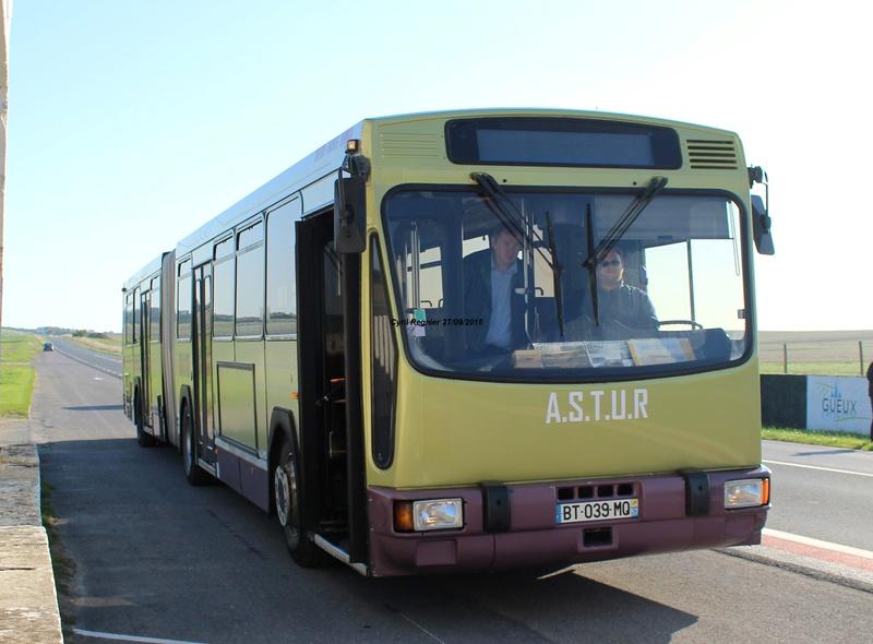 Le 731 au circuit de Gueux