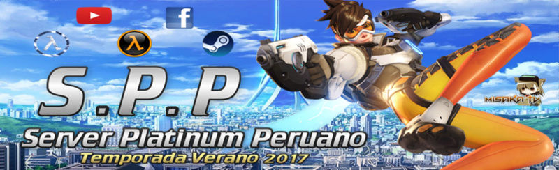 Server Platinum Peruano