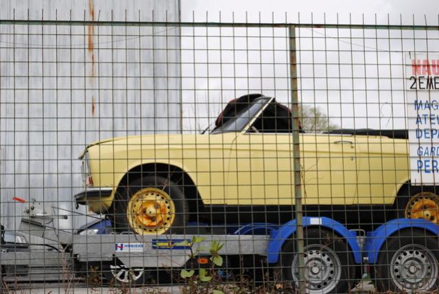 Les fonds de garages de meaux vus par yellow cab page 6 for Garage auto meaux