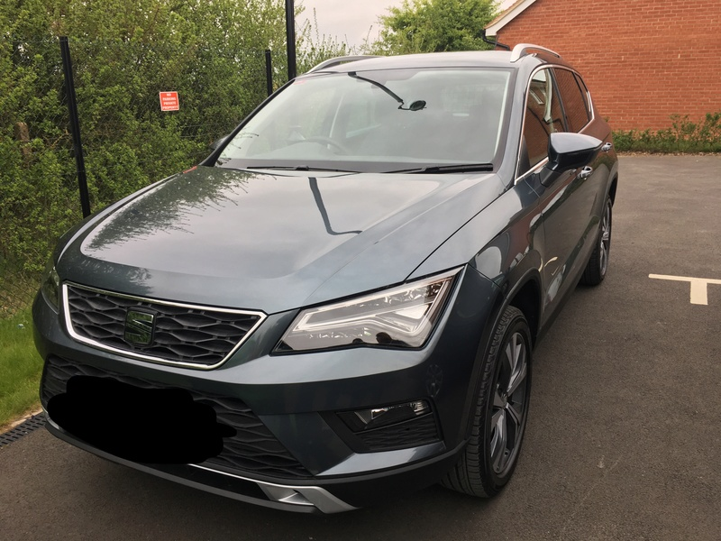 picked her up saturday seat ateca forums. Black Bedroom Furniture Sets. Home Design Ideas