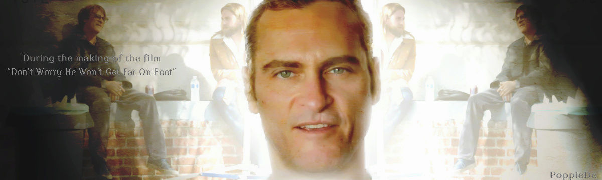 It's All About Joaquin Phoenix