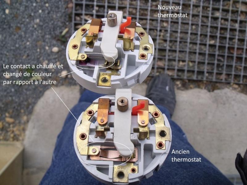 R glage temp rature et fixation chauffe eau aquastic sc200 - Reglage temperature chauffe eau electrique ...