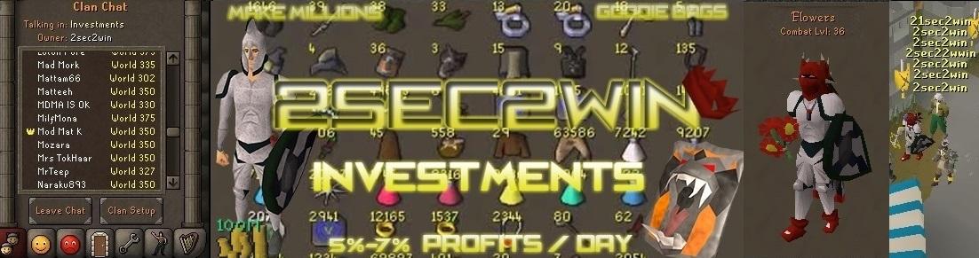 2Sec2Win Forum