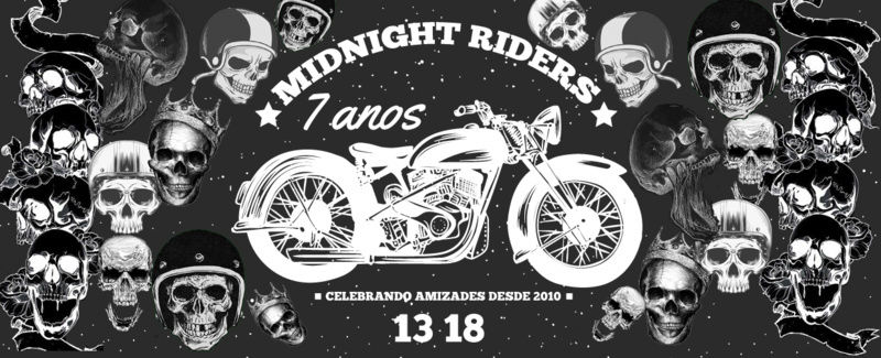 Fórum Midnight Riders: Oficial, Original e Único.