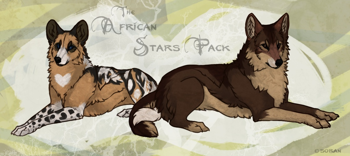 The African Stars Pack
