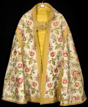 Robe marie antoinette musee