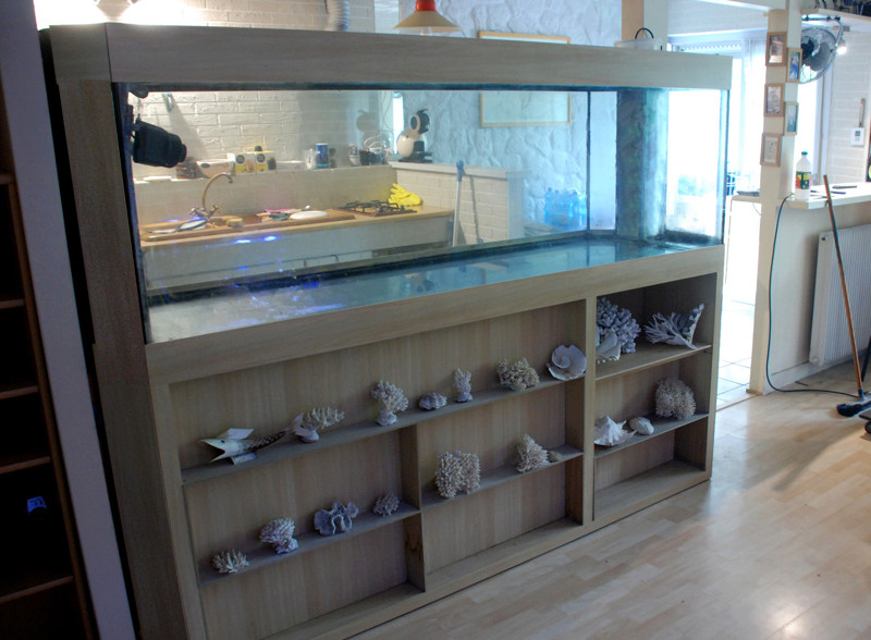 Bac fish only 1500 litres version 2 for Bac a poisson 2000l