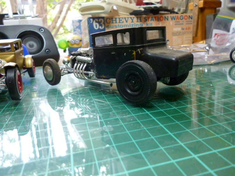 Heidy Ttl Model Set 2 1 Amt Chopped Model T Coupes | HD Walls | Find