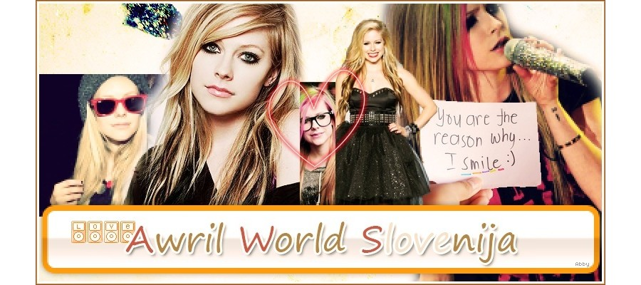 AVRIL WORLD SLOVENIJA ♥