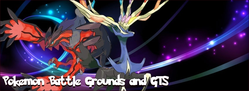 Pokemon GTS Battle Ground