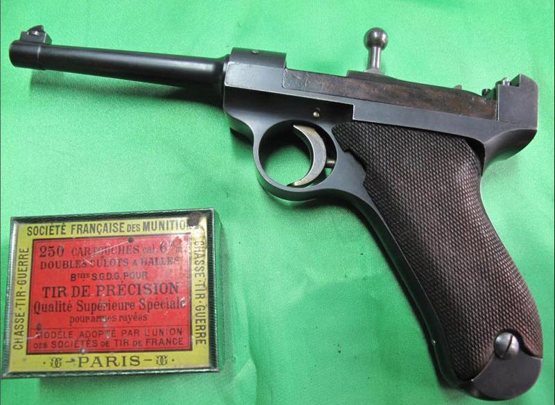 Un lulu en 6mm bosquette for Pistolet 6mm bosquette