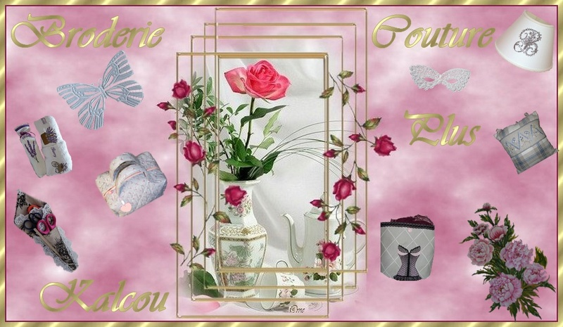 Broderie Couture Plus Kalcou