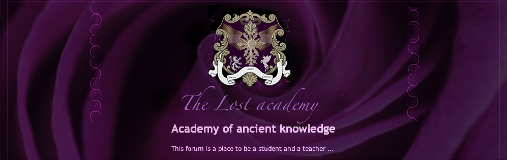 Academy of ancient knowledge