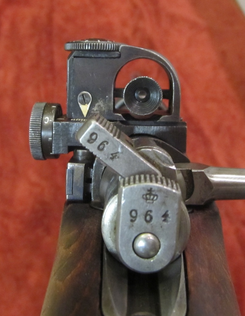 Swedish Mauser Peep Sight   Mississippi Gun Owners - Community for