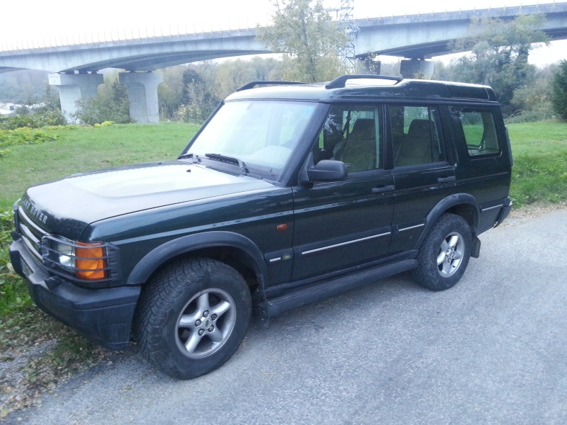 vente discovery ii td5 se serie outrider de 2002 235 000 kms bva 7 places. Black Bedroom Furniture Sets. Home Design Ideas