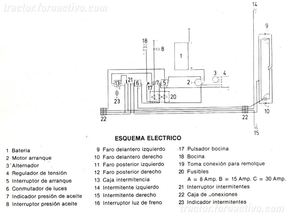Pasquali 980e  Conmutador Luces E Intermitencia  Solucionado