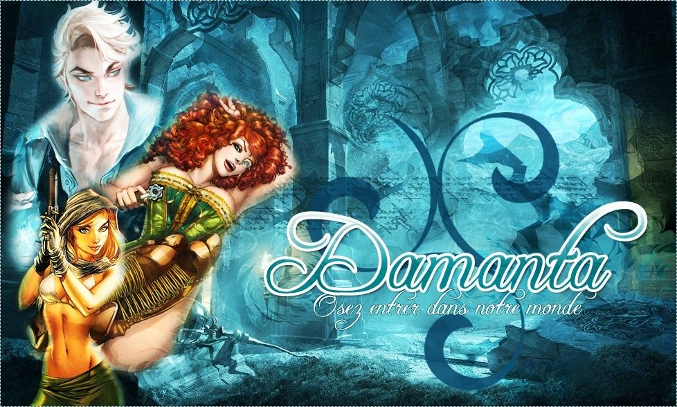 DAMANTA RPG