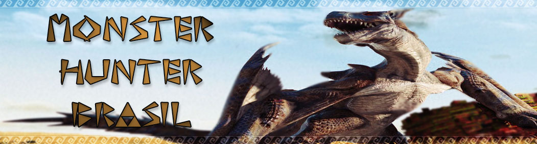 Monster Hunter Fatalis Brasil