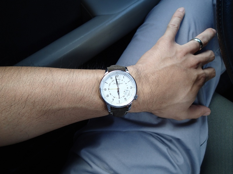 fromanteel globetrotter gmt