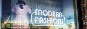 "Boutique ""Modern Fashions"""