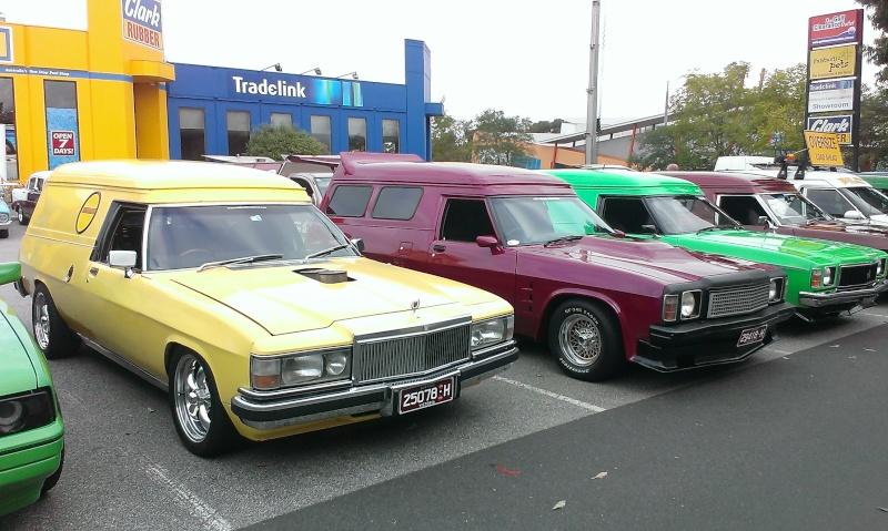 Autobarn Narre Warren Car Show
