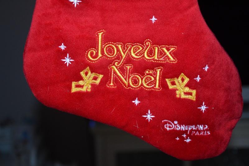 chaussette de nol panpan jolie petite commande disney - Chaussette De Noel Disney