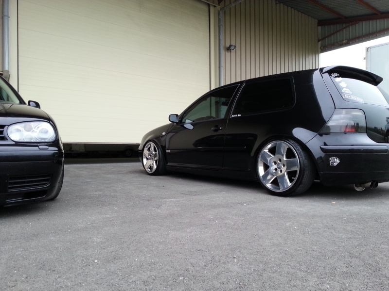 vw golf iv  tdi 150 de loic   adieu golf 4   r i p