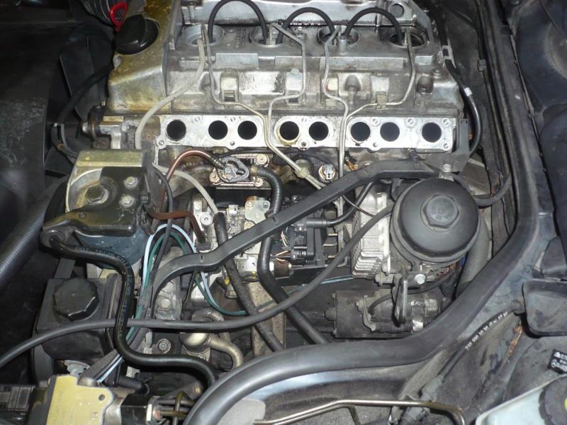 Moteur Renault Chez Mercedes Classe C