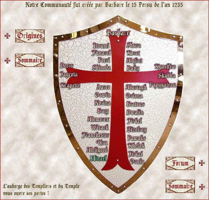 Les origines de la guilde des Templiers