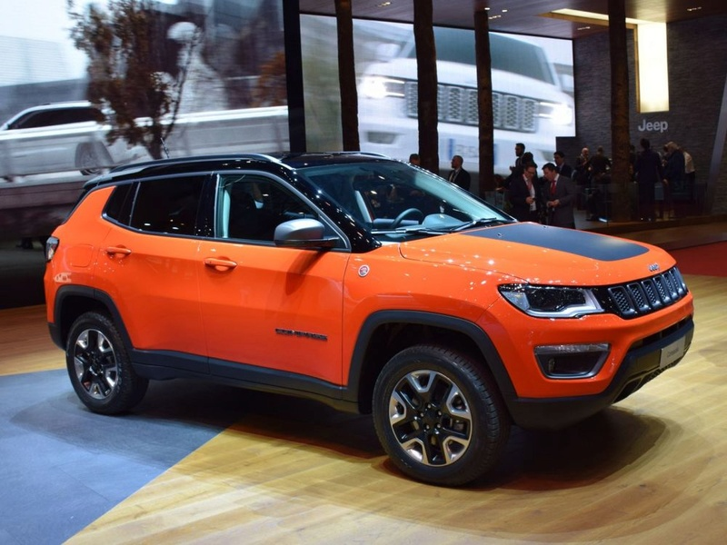 nouveau jeep compass. Black Bedroom Furniture Sets. Home Design Ideas