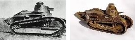 De 1914 à 1918.