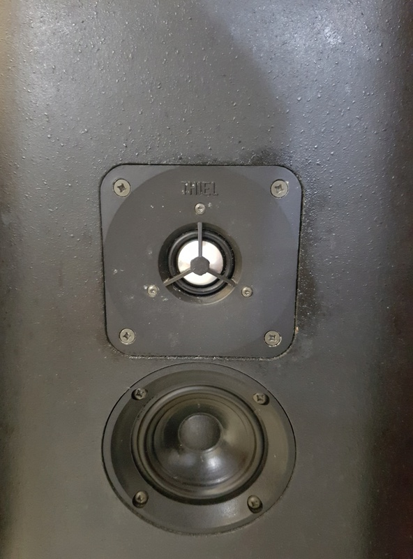 Thiel Cs 2 2 Coherent Loudspeaker Reserved