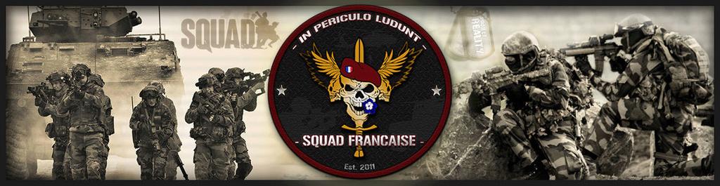Forum Squad Française - une équipe de Squad ayant évolué sur BF2:PR