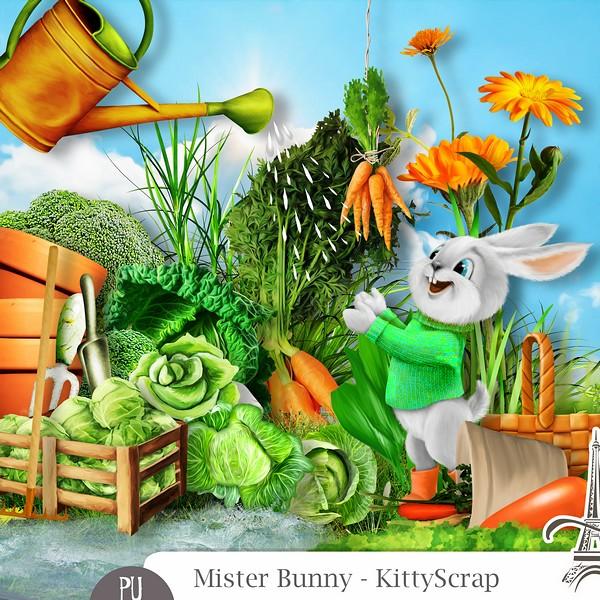 Mister Bunny de Kittyscrap dans Mars previe40