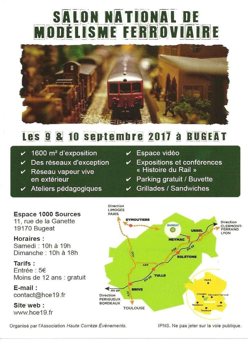 salon modelisme ferroviaire les 9 10 septembre 2017