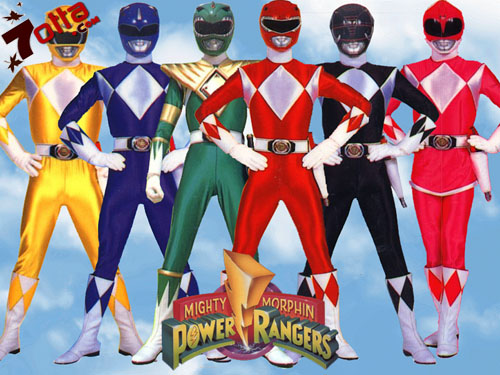 ���� ����� � ����� ������ ������ Power Rangers ������ ������� ����� ��� ����� ��� ���� ������