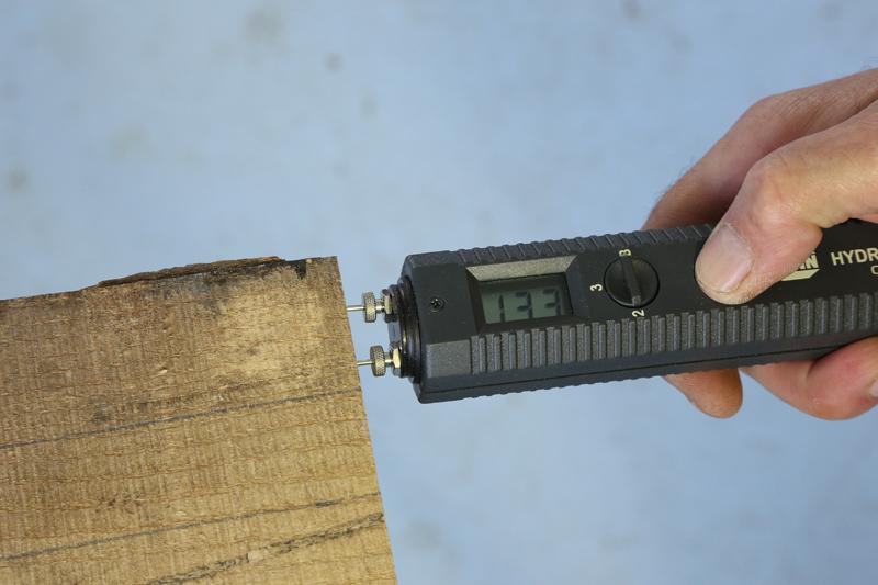 Avis sur testeur d 39 humidit pour le bois - Testeur humidite bois ...