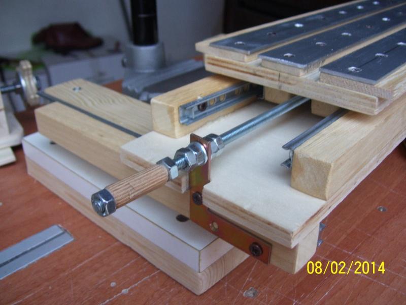 Tavolo a croce autocostruito per trapano a colonna pagina 2 - Tavola a croce per trapano a colonna ...